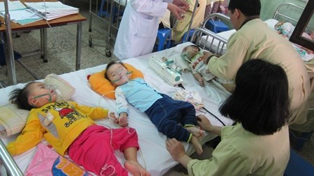2015 - Việt Nam có nguy cơ đối mặt vối nhiều dịch bệnh nguy hiểm
