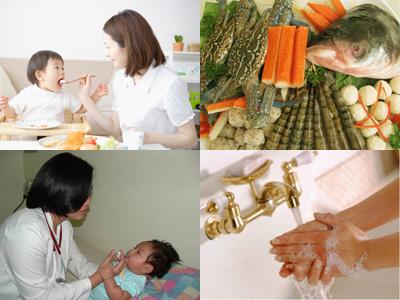 Những lưu ý cha mẹ cần biết khi chăm sóc trẻ tiêu chảy do rota virus
